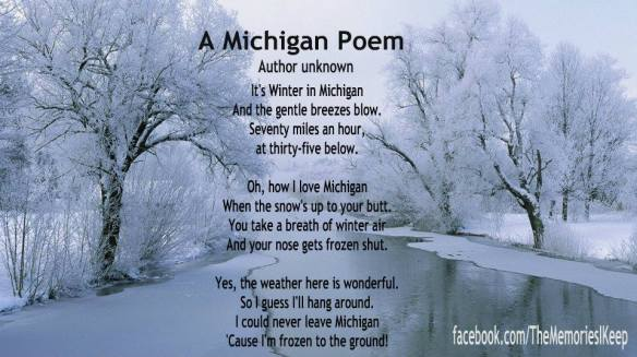 A Michigan Poem
